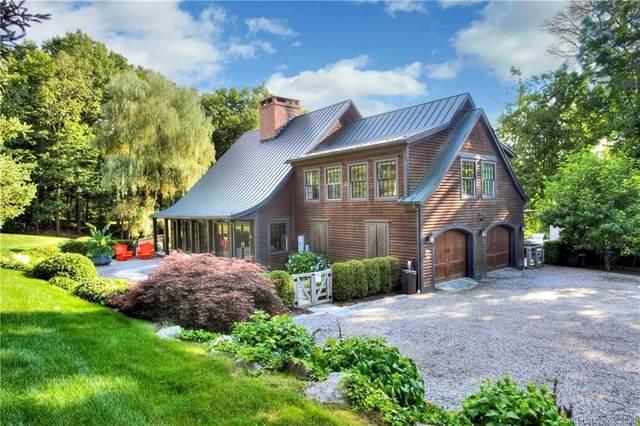 130 Newtown Turnpike, Weston, CT 06883 (MLS #170322116) :: Frank Schiavone with William Raveis Real Estate