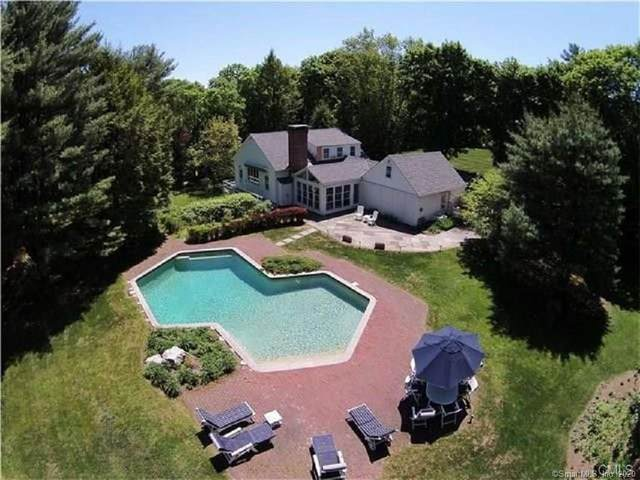 50 Weston Road, Westport, CT 06880 (MLS #170322119) :: Frank Schiavone with William Raveis Real Estate