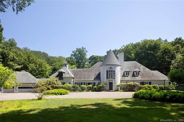 660 Hollow Tree Ridge Road, Darien, CT 06820 (MLS #170322134) :: The Higgins Group - The CT Home Finder