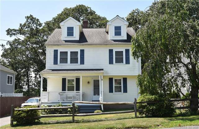 33 Vermont Avenue, Fairfield, CT 06824 (MLS #170322149) :: Kendall Group Real Estate | Keller Williams