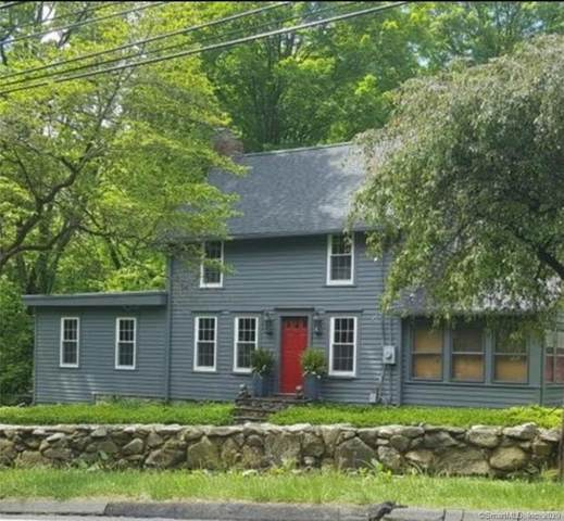 101 Georgetown Road, Weston, CT 06883 (MLS #170322164) :: The Higgins Group - The CT Home Finder