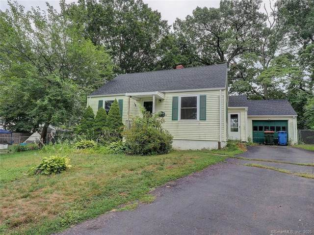 16 South Court, Meriden, CT 06450 (MLS #170322214) :: The Higgins Group - The CT Home Finder