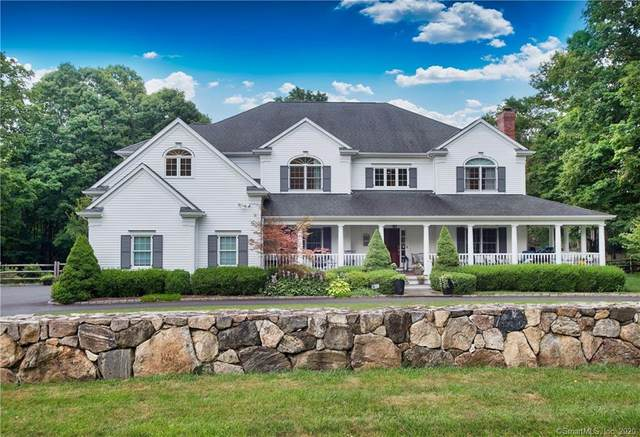 12 Colonial Lane, Ridgefield, CT 06877 (MLS #170322220) :: The Higgins Group - The CT Home Finder
