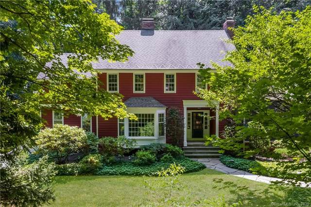 113 Little Brook Road, New Canaan, CT 06840 (MLS #170322254) :: The Higgins Group - The CT Home Finder