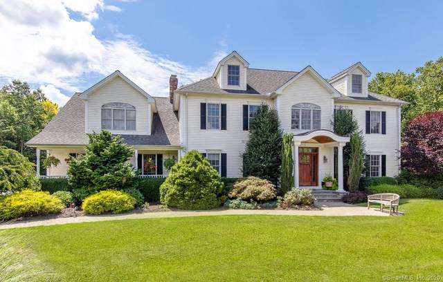 14 Chelsea Circle, Bethany, CT 06524 (MLS #170322304) :: Mark Boyland Real Estate Team