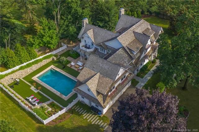 2 Hidden Hill Road, Westport, CT 06880 (MLS #170322366) :: Frank Schiavone with William Raveis Real Estate