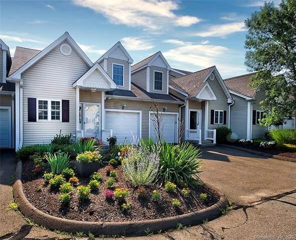 511 Elm Street 6-5, North Haven, CT 06473 (MLS #170322406) :: Mark Boyland Real Estate Team