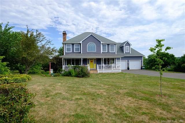8 Maulucci Ridge, Bloomfield, CT 06002 (MLS #170322410) :: Michael & Associates Premium Properties | MAPP TEAM