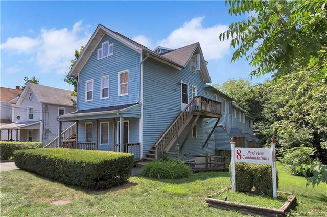 8 Taylor Avenue #5, Norwalk, CT 06854 (MLS #170322419) :: Team Phoenix