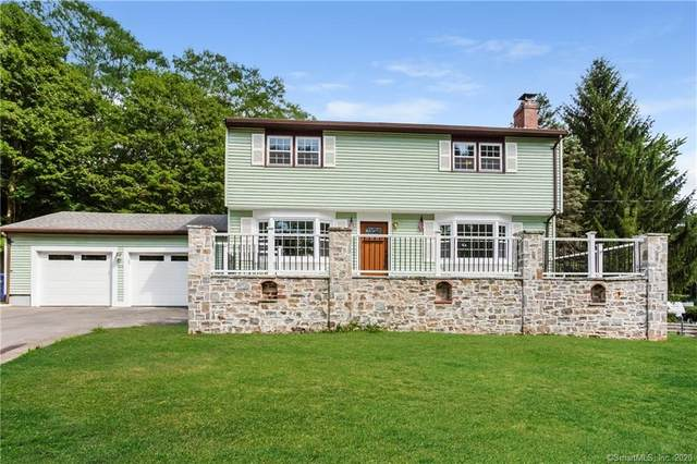 2615 Ellington Road, South Windsor, CT 06074 (MLS #170322426) :: Hergenrother Realty Group Connecticut