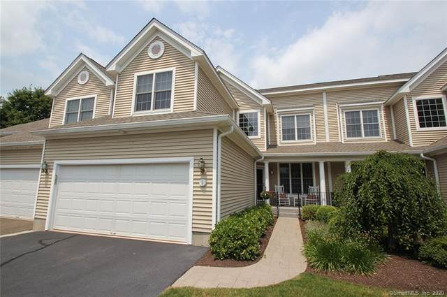 1 Regency Circle #1, Trumbull, CT 06611 (MLS #170322459) :: Mark Boyland Real Estate Team