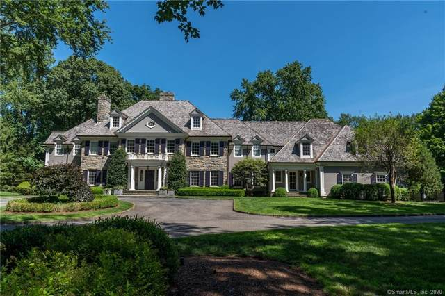 27 Father Peters Lane, New Canaan, CT 06840 (MLS #170322486) :: The Higgins Group - The CT Home Finder