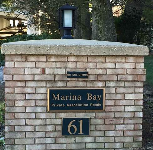 61 Seaview Avenue #1, Stamford, CT 06902 (MLS #170322489) :: Frank Schiavone with William Raveis Real Estate
