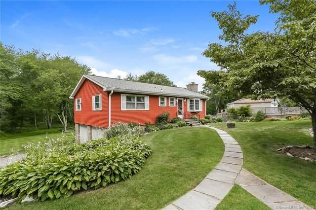 112 E Village Road, Shelton, CT 06484 (MLS #170322534) :: Around Town Real Estate Team