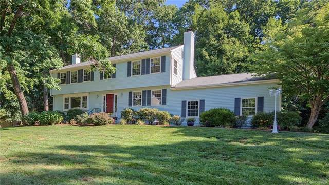 18 Wildwood Road, Farmington, CT 06032 (MLS #170322548) :: Hergenrother Realty Group Connecticut