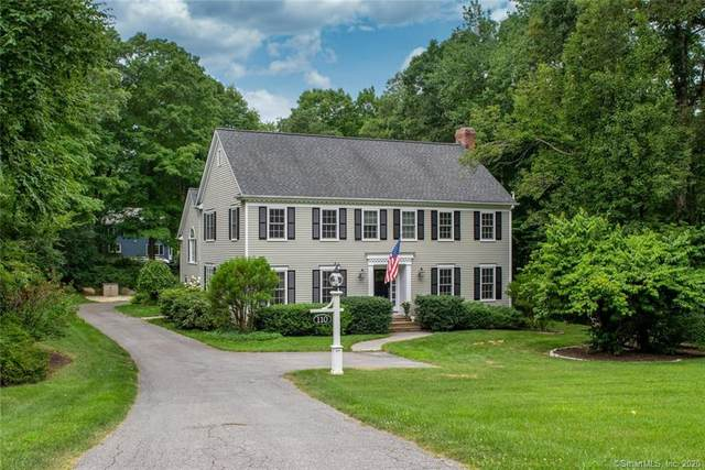 110 Silver Spring Road, Wilton, CT 06897 (MLS #170322555) :: The Higgins Group - The CT Home Finder