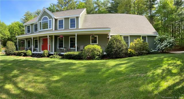 48 Bee Mountain Road, New Hartford, CT 06057 (MLS #170322629) :: Sunset Creek Realty