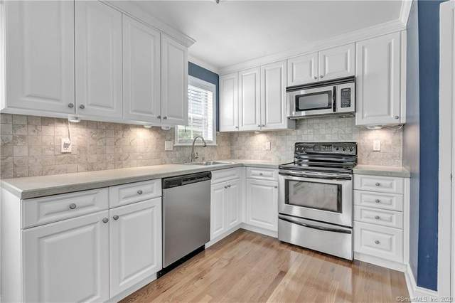 168 Highview Avenue A, Stamford, CT 06907 (MLS #170322652) :: The Higgins Group - The CT Home Finder