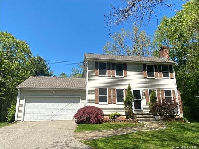 106 Hope Valley Road, Hebron, CT 06231 (MLS #170322655) :: Anytime Realty