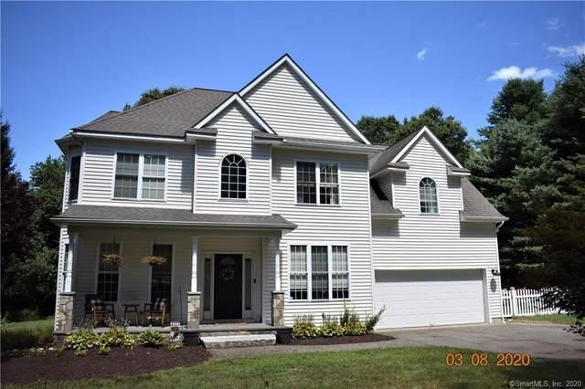 13 Sunset Lane, New Milford, CT 06776 (MLS #170322691) :: Michael & Associates Premium Properties | MAPP TEAM