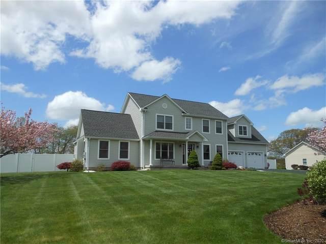 4 Cobblestone Drive, East Windsor, CT 06016 (MLS #170322713) :: Frank Schiavone with William Raveis Real Estate