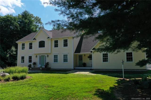 16 Quail Run Road, Mansfield, CT 06268 (MLS #170322842) :: Team Feola & Lanzante | Keller Williams Trumbull