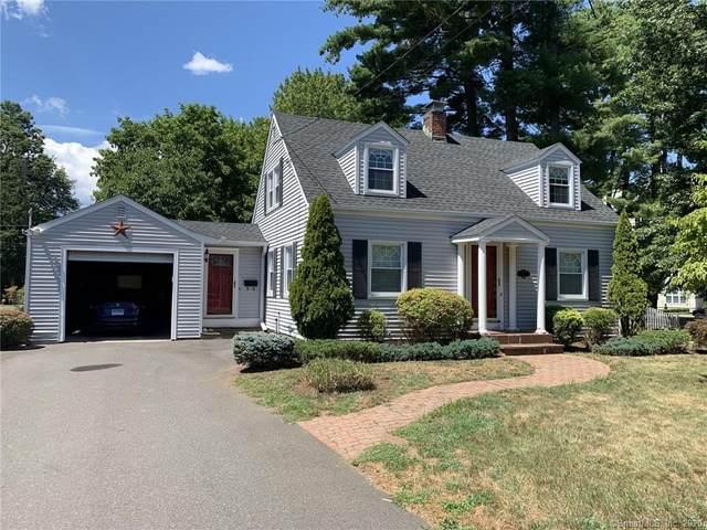 17 Jerome Avenue, Bloomfield, CT 06002 (MLS #170322887) :: Michael & Associates Premium Properties | MAPP TEAM