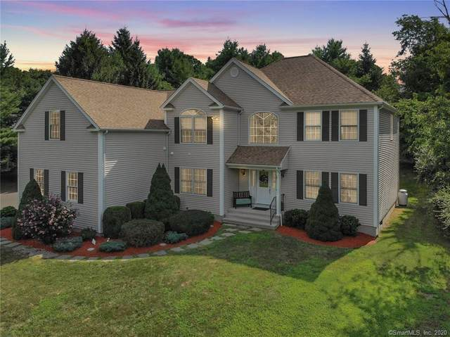 6 Tall Pines Drive, Oxford, CT 06478 (MLS #170322912) :: The Higgins Group - The CT Home Finder