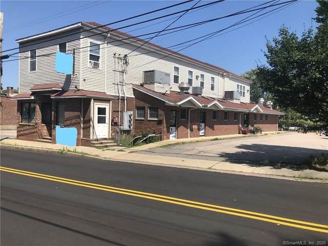 20 Mechanic Street, Stonington, CT 06379 (MLS #170322918) :: Frank Schiavone with William Raveis Real Estate