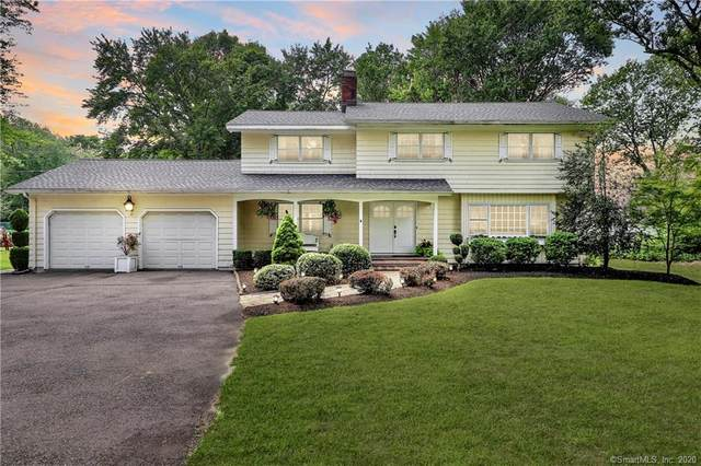 13 Moose Hill Road, Trumbull, CT 06611 (MLS #170322962) :: The Higgins Group - The CT Home Finder