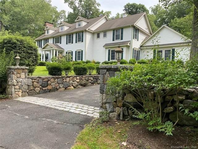 943 Sunset Road, Stamford, CT 06903 (MLS #170322994) :: Frank Schiavone with William Raveis Real Estate