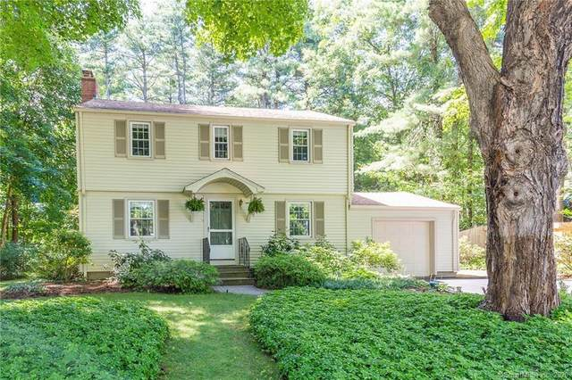 86 Lawrence Avenue, Avon, CT 06001 (MLS #170323010) :: Hergenrother Realty Group Connecticut