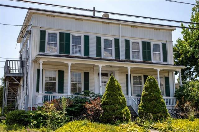 29 East Avenue, New Canaan, CT 06840 (MLS #170323027) :: The Higgins Group - The CT Home Finder