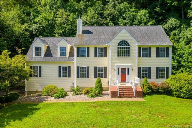 17 Sweetbriar Lane, Newtown, CT 06482 (MLS #170323055) :: Around Town Real Estate Team