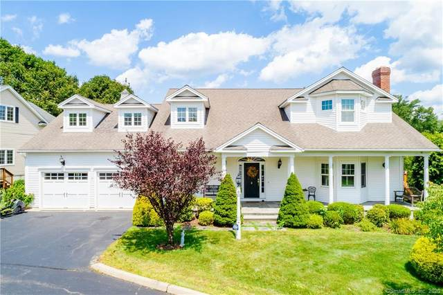 6 Winding Way #6, Trumbull, CT 06611 (MLS #170323061) :: Mark Boyland Real Estate Team