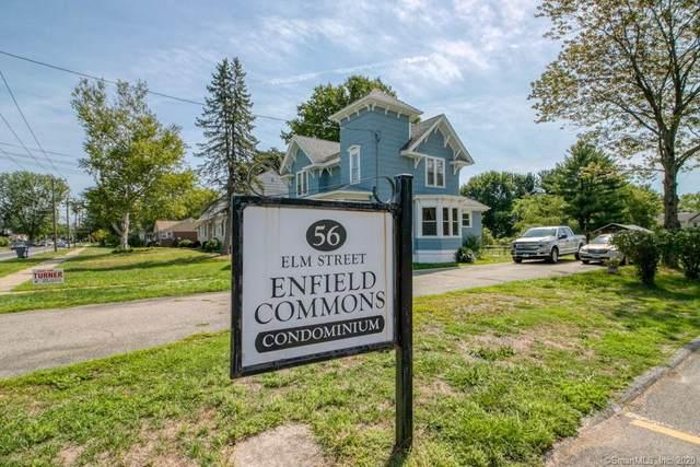 56 Elm Street #9, Enfield, CT 06082 (MLS #170323089) :: Anytime Realty