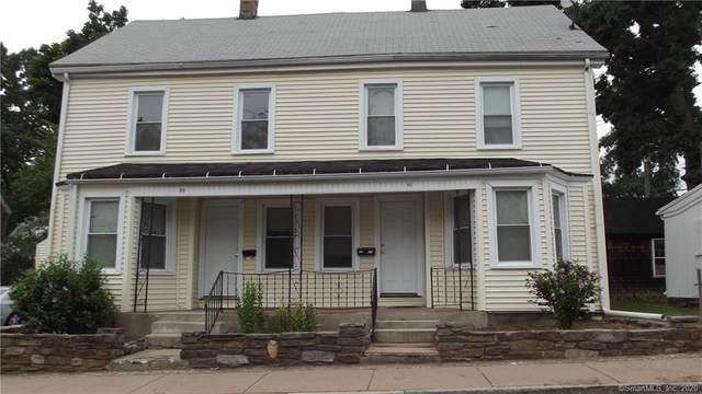 89-91 Bissell Street, Manchester, CT 06040 (MLS #170323165) :: Hergenrother Realty Group Connecticut