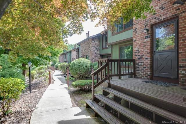 19 Cliffside Drive G, Manchester, CT 06042 (MLS #170323171) :: Hergenrother Realty Group Connecticut
