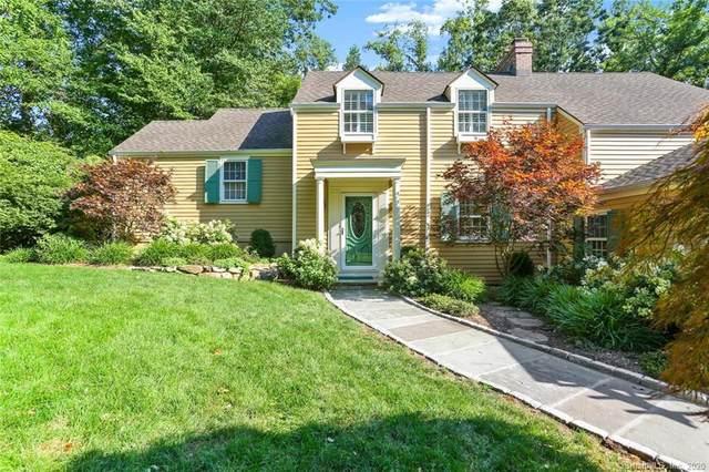 94 Gerrish Lane, New Canaan, CT 06840 (MLS #170323172) :: Mark Boyland Real Estate Team