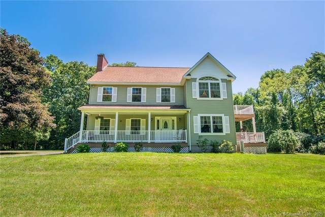 140 River Road, Putnam, CT 06260 (MLS #170323179) :: Anytime Realty