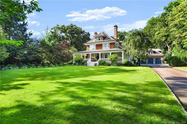 185 Riverside Avenue, Greenwich, CT 06878 (MLS #170323190) :: Sunset Creek Realty