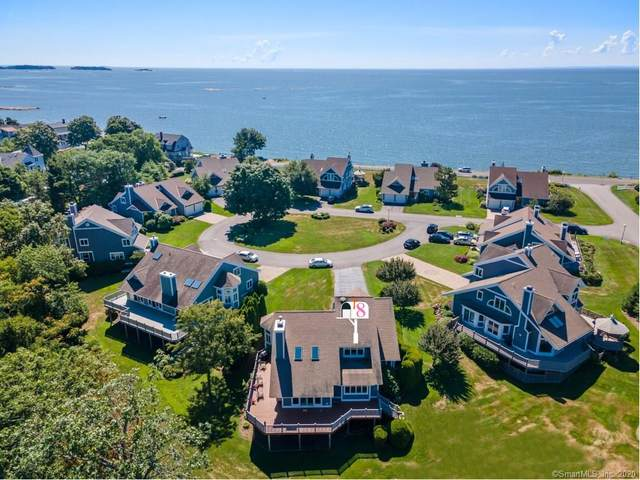 8 Linden Shores #8, Branford, CT 06405 (MLS #170323229) :: Team Feola & Lanzante | Keller Williams Trumbull