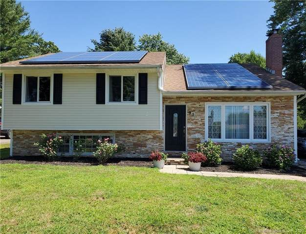 30 Ralph Avenue, Newington, CT 06111 (MLS #170323251) :: Hergenrother Realty Group Connecticut