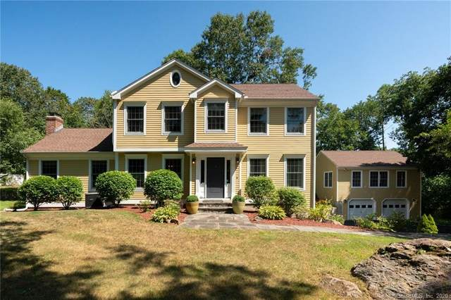 4 Cortland Place, Oxford, CT 06478 (MLS #170323252) :: Team Phoenix