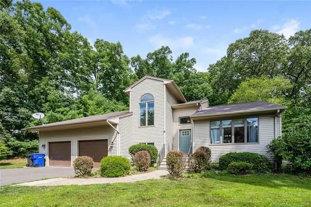 256 Felt Road, South Windsor, CT 06074 (MLS #170323410) :: NRG Real Estate Services, Inc.