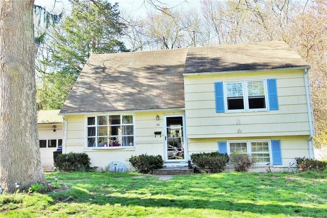56 Saddle Road, Norwalk, CT 06851 (MLS #170323414) :: Team Feola & Lanzante | Keller Williams Trumbull