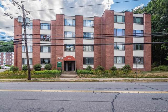 2100 Stanley Street #210, New Britain, CT 06053 (MLS #170323490) :: Hergenrother Realty Group Connecticut