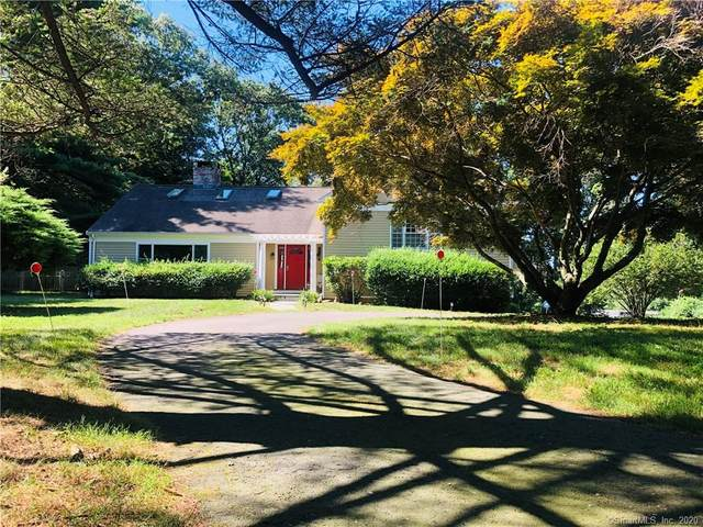 803 New Norwalk Road, New Canaan, CT 06840 (MLS #170323521) :: The Higgins Group - The CT Home Finder