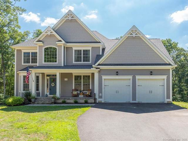 26 Perry Drive, Burlington, CT 06013 (MLS #170323526) :: The Higgins Group - The CT Home Finder
