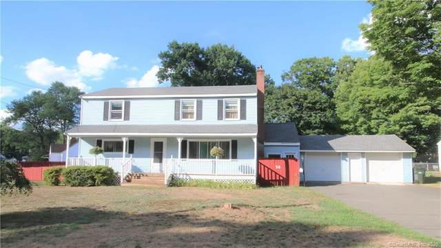 58 Circle Drive, Windsor Locks, CT 06096 (MLS #170323548) :: The Higgins Group - The CT Home Finder